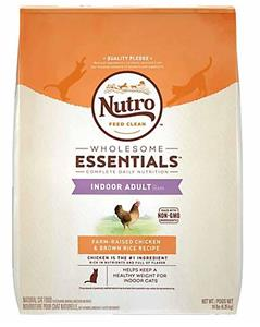 3x Bag of Nutro Wholesome Essentials Cat Food - $82.47